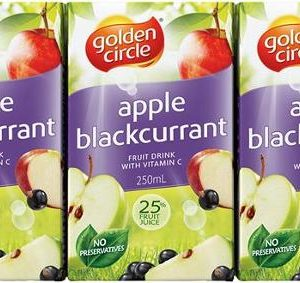 Golden_Circle_Fruit_Drink_Apple_Blackcurrant_Poppers_250mL_Bx24