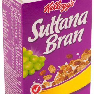 Kellogg's Cereal Sultana Bran Portion Control 40gr