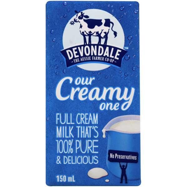 Devondale Full Cream Milk