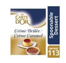 Brulee Dessert Mix