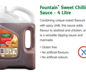 FOUNTAIN_SAUCE_SWEET_CHILLI_GF_4_LITRE