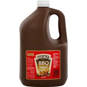 Heinz Sauce BBQ Gluten Free 4 Litre