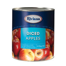 Riviana_Apple_Diced_2.75Kg_(A10)