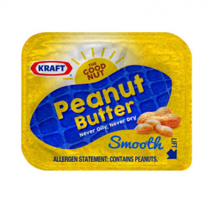 The Good Nut Portion Control Peanut Butter 11g 50 Pack