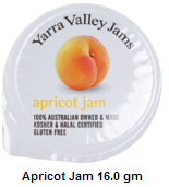 Yarra Valley Jam Apricot