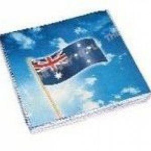 australia-flag-napkin