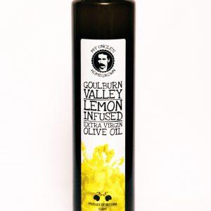 lemon infused