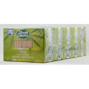 Toothpicks Round Double Pointed_2