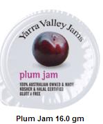 Yarra Valley Jam Plum