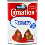 Carnation Full Cream Evaporated Milk 375mL
