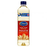 Crisco Oil Peanut 750mL