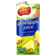 Golden Circle Juice 93% UHT Pineapple 1 Litre