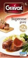 Gravox Gravy Box Powder Supreme 425gr