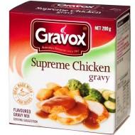 Gravox Gravy Box Supreme Chicken 200gr