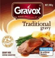 Gravox Gravy Box Traditional 200gr