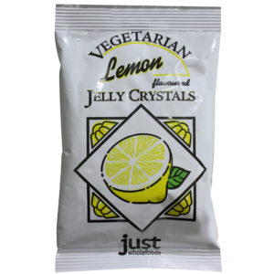 Just Wholefoods Vegetarian Lemon Jelly