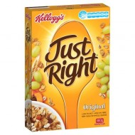 Kellogg's Cereal Just Right 460gr