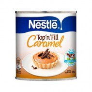 Nestle Caramel Top N Fill 380gr