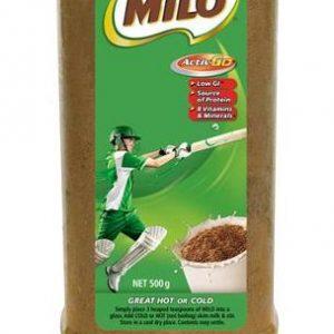 Nestle Milo Vending Refill 500 mL plastic