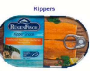 RUGEN KIPPER SNACKS 100GR CTN OF 18