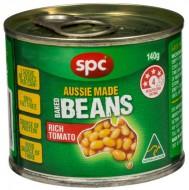 SPC Baked Beans 140gr