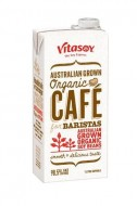 Vitasoy UHT Milk Cafe for Barista 1 Litre