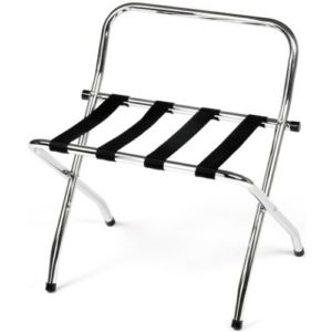 chrome luggage stand-500x500