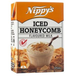 NIPPY'S ICED HONEYCOMB 375ML CTN OF 24