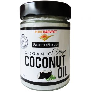 Pure Harvest Virgin Coconut Oil 285 gram