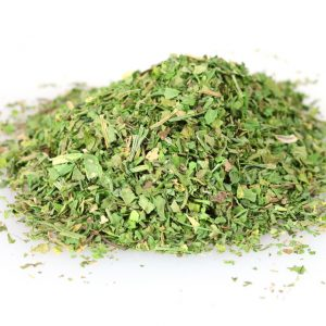 parsley-rubbed