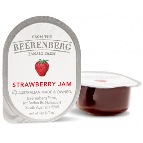 Beerenberg-Strawberry-Jam-14g