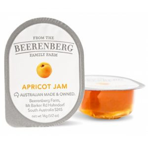 Beerenberg-Apricot-Jam 14g