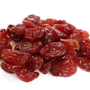 Red Crimson Raisins