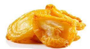 South African Dried Peaches