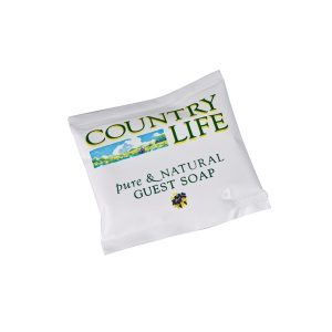 Country Life Wrapped Guest Soap 15 gram
