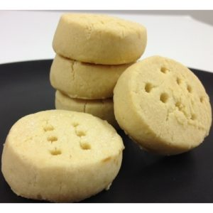 FOOD BARN PREMIUM FOODS WRAPPED BUTTER SHORTBREAD COOKIE 20GR CTN OF 200