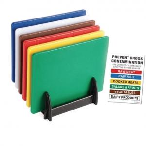 Hygiplas Standard Low Density Chopping Board Pack
