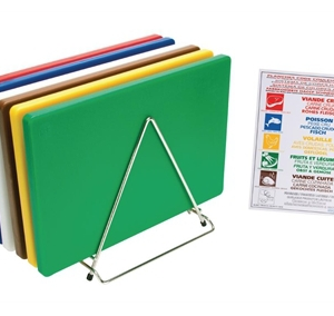 Hygiplas Thick Low Density Chopping Board