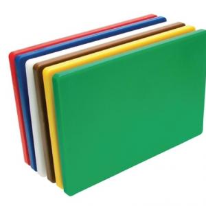 Hygiplas Thick Low Density Chopping Board Set