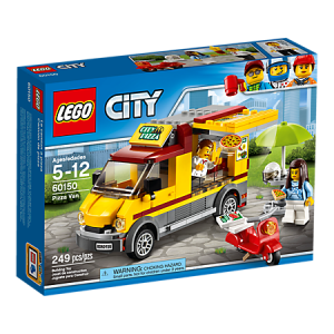 LEGO City Pizza Van 60150
