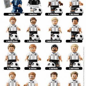 Minifigure DFB Series Complete