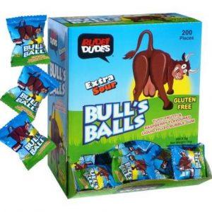 AIT RUDE DUDES BULLS BALLS CTN OF 200