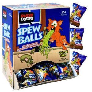 AIT RUDE DUDES SPEW BALLS CTN OF 200