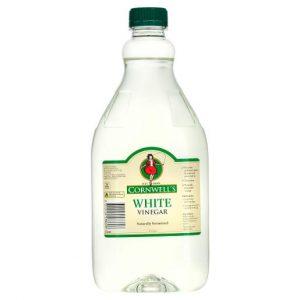 CORNWELLS VINEGAR WHITE 2 LITRE