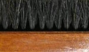 OATES SHOE BRUSH BLACK