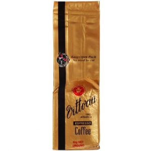 VITTORIA ESPRESSO GROUND COFFEE 50GR CTN OF 12