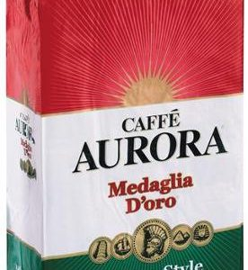 AURORA ITALIAN BLEND GROUND COFFEE 1KG CTN OF 4