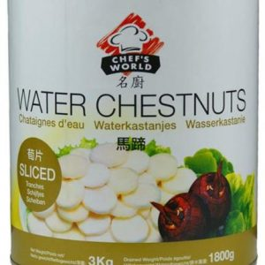 RIVIANA WHOLE WATER CHESTNUTS 230GR