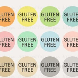 Gluten Free items