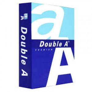 Double A A5 Copy Paper Ream of 500 white